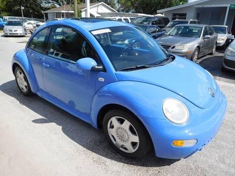 2001 Volkswagen New Beetle for sale in Tampa, FL