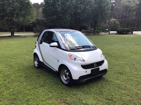 2014 Smart fortwo for sale in Marietta, GA