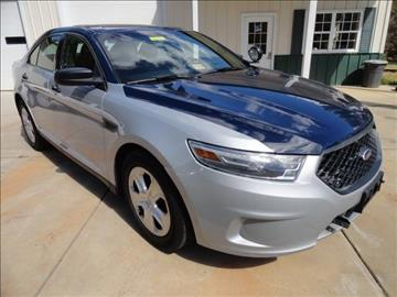 2013 Ford Taurus for sale at Southern Motor Company in Lancaster SC
