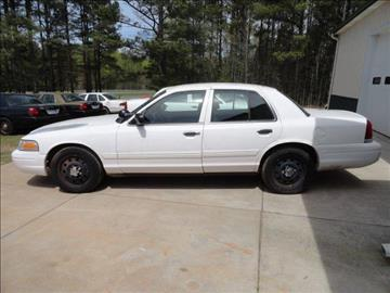 2006 Ford Crown Victoria for sale in Lancaster, SC