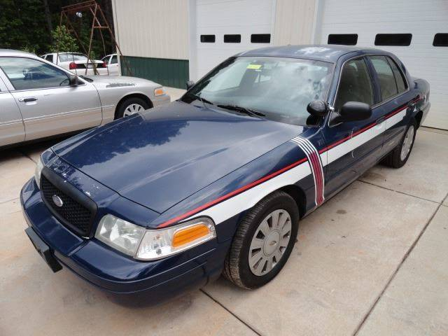 2008 Ford Crown Victoria Police Interceptor In Lancaster SC ...