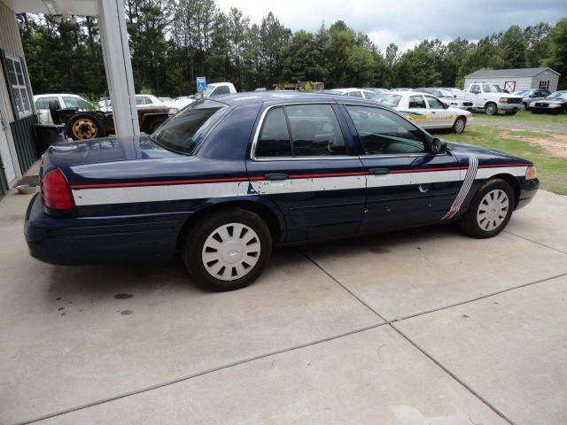 2008 Ford Crown Victoria for sale at Southern Motor Company in Lancaster SC