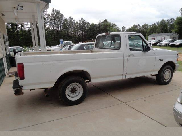 1995 Ford F-250 for sale at Southern Motor Company in Lancaster SC
