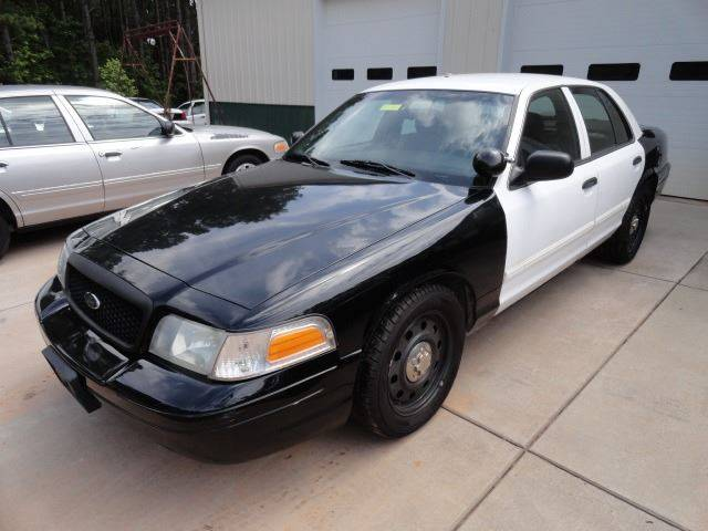 2010 Ford Crown Victoria for sale at Southern Motor Company in Lancaster SC