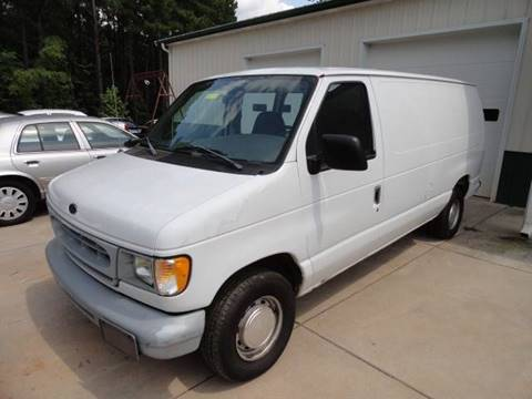 1998 Ford E-150 for sale at Southern Motor Company in Lancaster SC