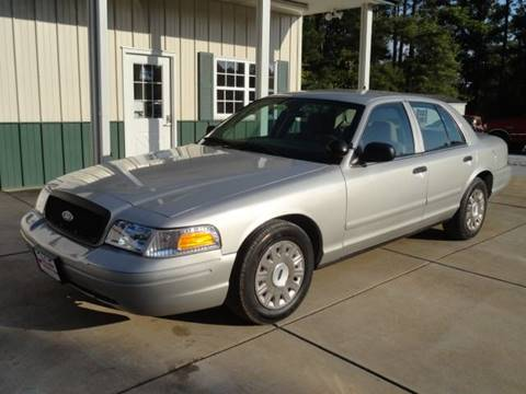 2005 Ford Crown Victoria for sale in Lancaster, SC