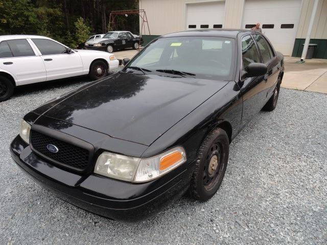 2011 ford crown victoria police interceptor in lancaster sc