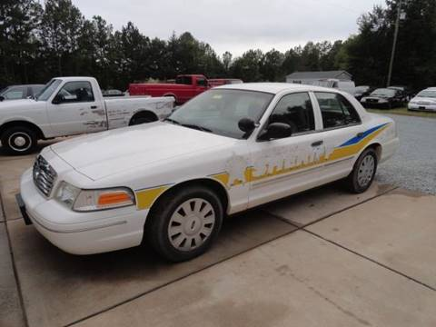 2010 Ford Crown Victoria for sale in Lancaster, SC