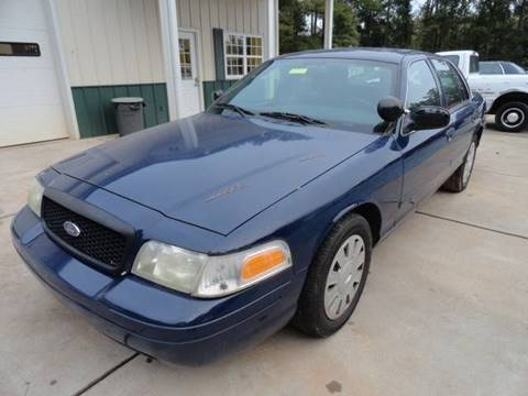 2007 Ford Crown Victoria for sale in Lancaster, SC