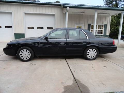 2011 Ford Crown Victoria for sale in Lancaster, SC
