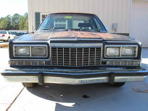 1989 Plymouth Gran Fury for sale at Southern Motor Company in Lancaster SC