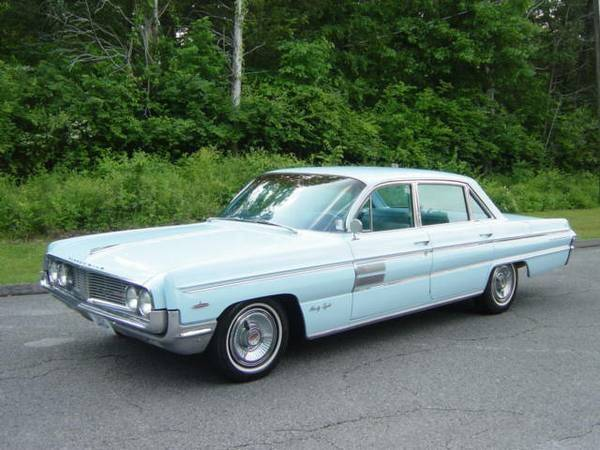 1962 Oldsmobile Ninety-Eight for sale at Southern Motor Company in Lancaster SC