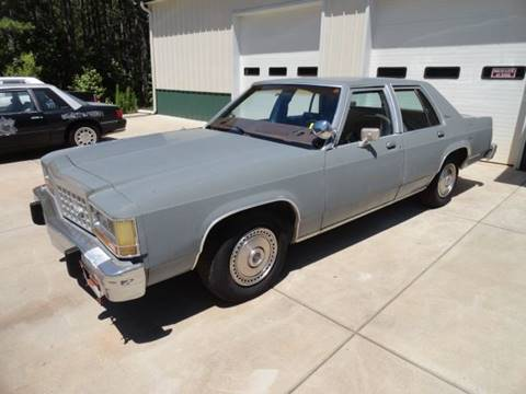 1985 Ford LTD Crown Victoria for sale in Lancaster, SC