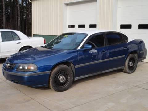2005 Chevrolet Impala for sale at Southern Motor Company in Lancaster SC
