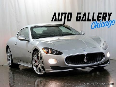 2012 Maserati GranTurismo for sale in Addison, IL