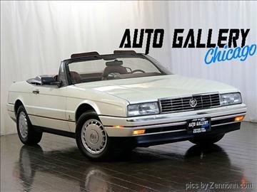 1988 Cadillac Allante for sale in Addison, IL