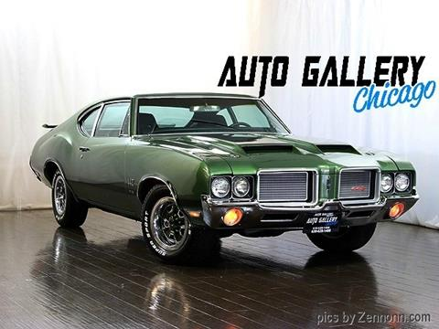 1972 Oldsmobile Cutlass for sale in Addison, IL