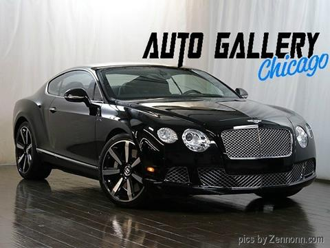 2013 Bentley Continental GT for sale in Addison, IL