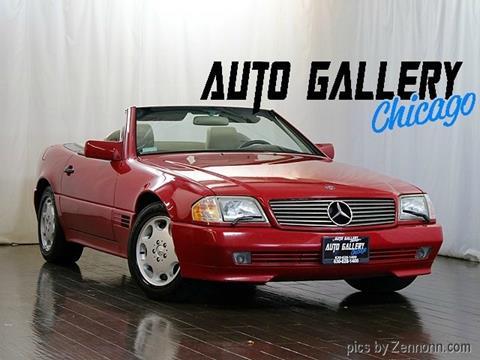 1995 Mercedes-Benz SL-Class for sale in Addison, IL