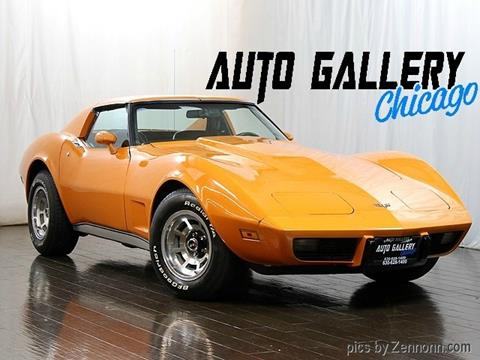 1977 Chevrolet Corvette for sale in Addison, IL