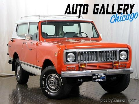 1975 International Scout for sale in Addison, IL