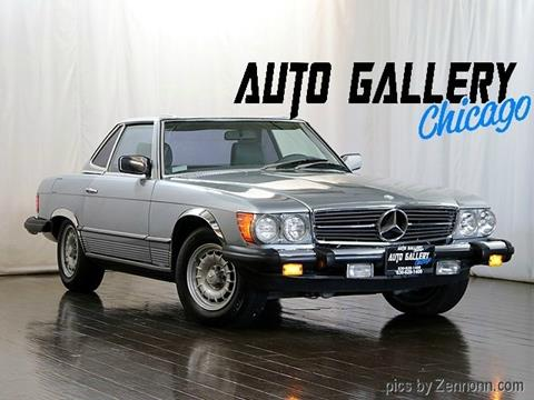 1984 Mercedes Benz 380 Class For Sale In Addison, IL
