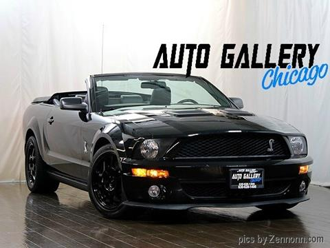 2007 Ford Shelby GT500 for sale in Addison, IL