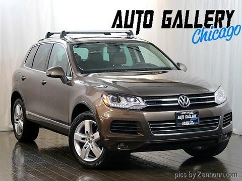2014 Volkswagen Touareg for sale in Addison, IL