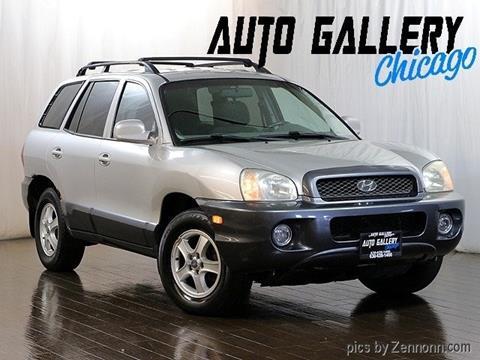 2001 Hyundai Santa Fe For Sale In Addison, IL
