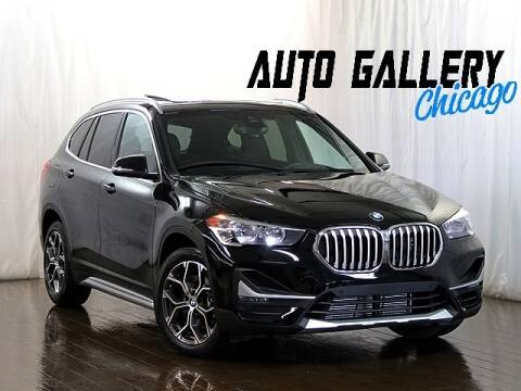 2020 BMW X1 xDrive28i for sale at Auto Gallery Chicago in Addison IL