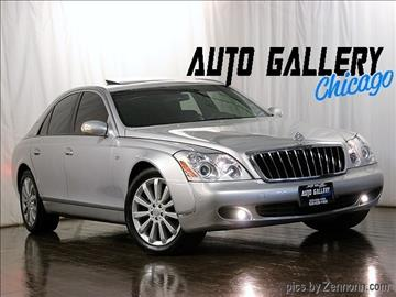 2007 Maybach 57 for sale in Addison, IL