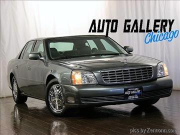2005 Cadillac DeVille for sale in Addison, IL