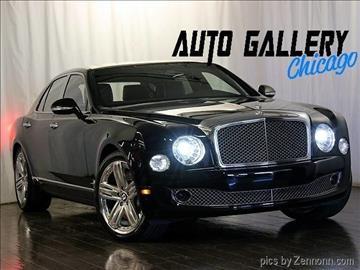 2011 Bentley Mulsanne for sale in Addison, IL