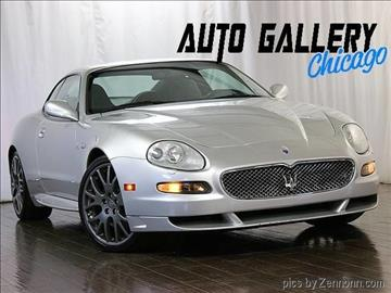 2005 Maserati GranSport for sale in Addison, IL