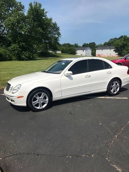 2005 Mercedes Benz E Class For Sale At AUTO DEPOT In Cleveland TN