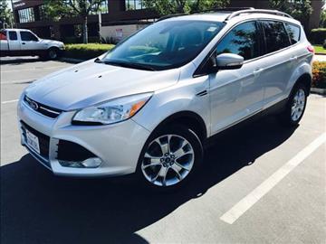 2013 Ford Escape for sale at Trend Motorsports in Pomona CA
