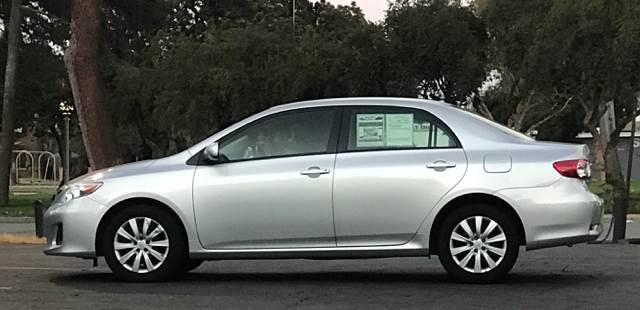 2012 Toyota Corolla for sale at Trend Motorsports in Pomona CA