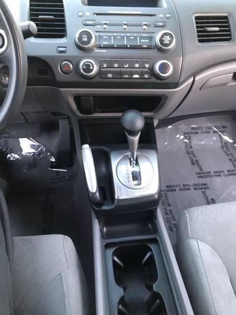 2008 Honda Civic for sale at Trend Motorsports in Pomona CA