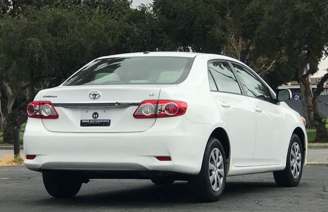 2011 Toyota Corolla for sale at Trend Motorsports in Pomona CA