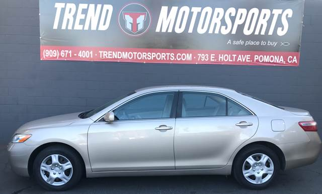 2008 Toyota Camry for sale at Trend Motorsports in Pomona CA
