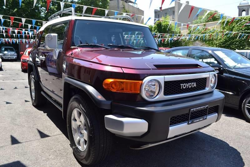 2007 Toyota FJ Cruiser for sale at Elite Automall Inc in Ridgewood NY