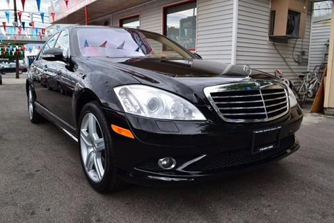 2008 Mercedes-Benz S-Class for sale at Elite Automall Inc in Ridgewood NY