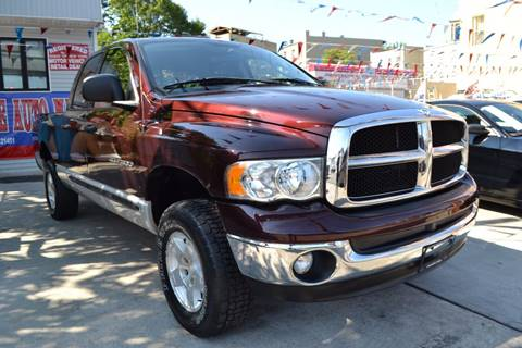 2004 Dodge Ram Pickup 1500 for sale at Elite Automall Inc in Ridgewood NY