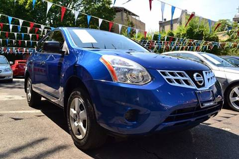 2011 Nissan Rogue for sale at Elite Automall Inc in Ridgewood NY
