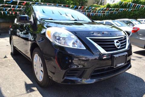 2012 Nissan Versa for sale in Ridgewood, NY