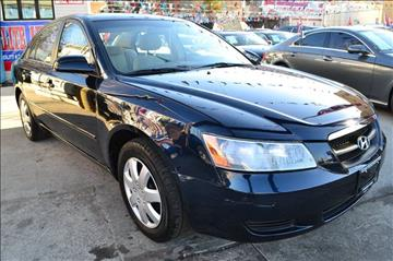 2008 Hyundai Sonata for sale at Elite Automall Inc in Ridgewood NY