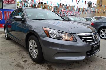 2012 Honda Accord for sale at Elite Automall Inc in Ridgewood NY