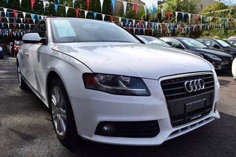 2010 Audi A4 for sale at Elite Automall Inc in Ridgewood NY