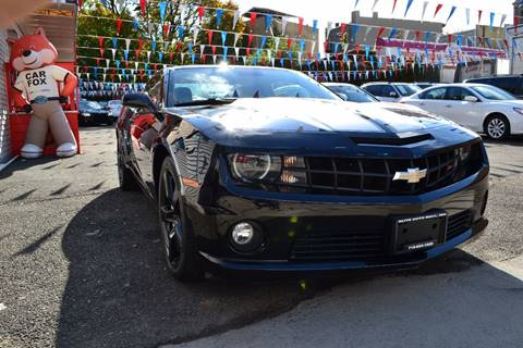 2010 Chevrolet Camaro for sale at Elite Automall Inc in Ridgewood NY