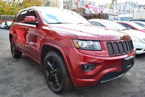 2014 Jeep Grand Cherokee for sale at Elite Automall Inc in Ridgewood NY